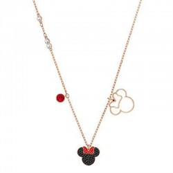 Monemel  Swarovski Taşlı Mickey / Minnie Kolye