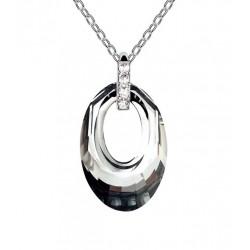 Monemel Swarovski Necklace